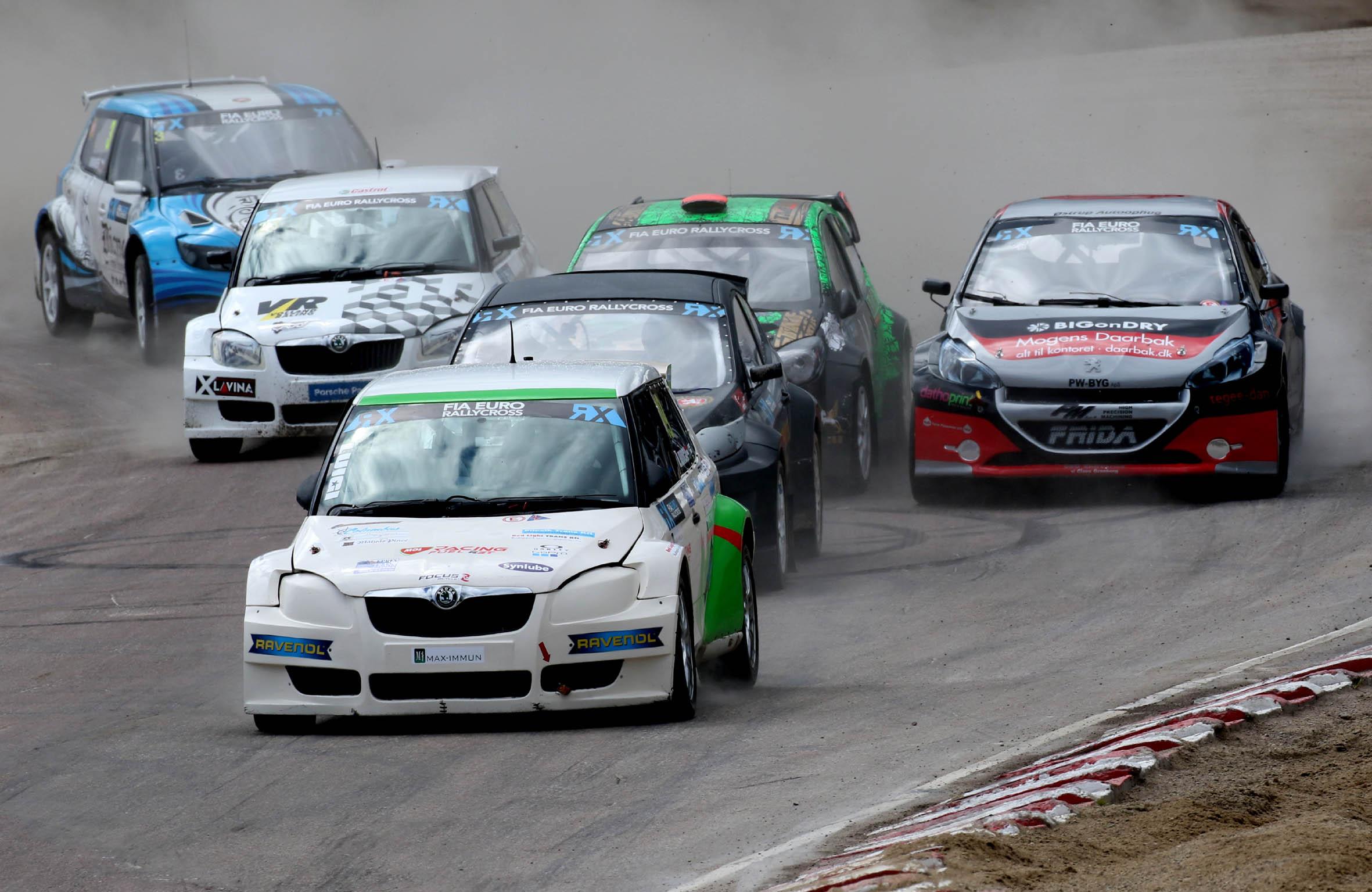 rallycross, FIA ERX, Luigi, Supercar, S1600