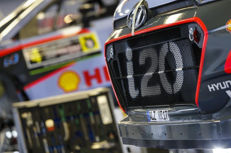 2016 FIA World Rally Championship / Round 07 / Rally Poland // June 30 - July 03, 2016 // Worldwide Copyright: Hyundai Motorsport