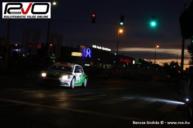 Székesfehérvár Rallye 2016 - Prológ - Fotó: Bencze András / www.rvo.hu