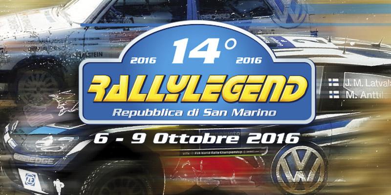 Rally Legend 2016 - www. rallylegend.com