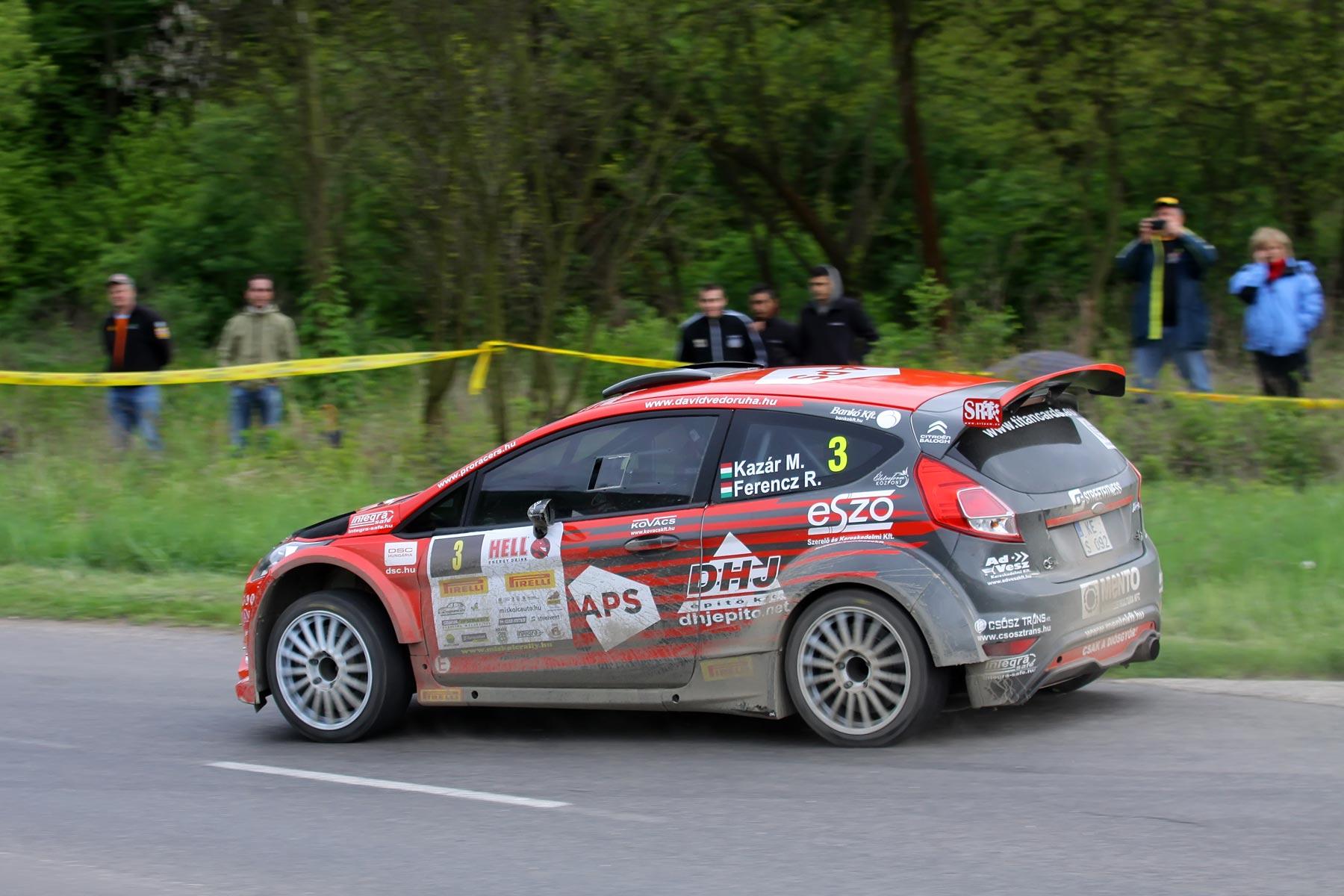 22. Hell Miskolc Rallye - Miskolc