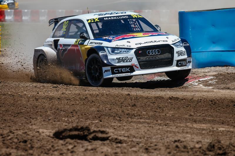 2015 FIA World Rallycross Championship // Round 13 // Rosario, Argentina // 27-29 November, 2015 // Worldwide Copyright: Colin McMaster/McKlein