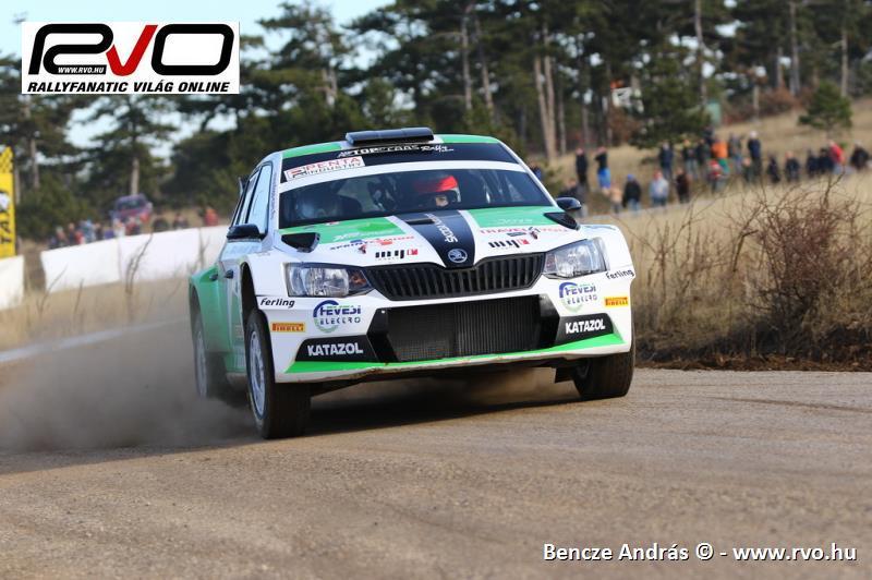 Bencze András © - www.rvo.hu - 20. Mikulás Rallye 2016