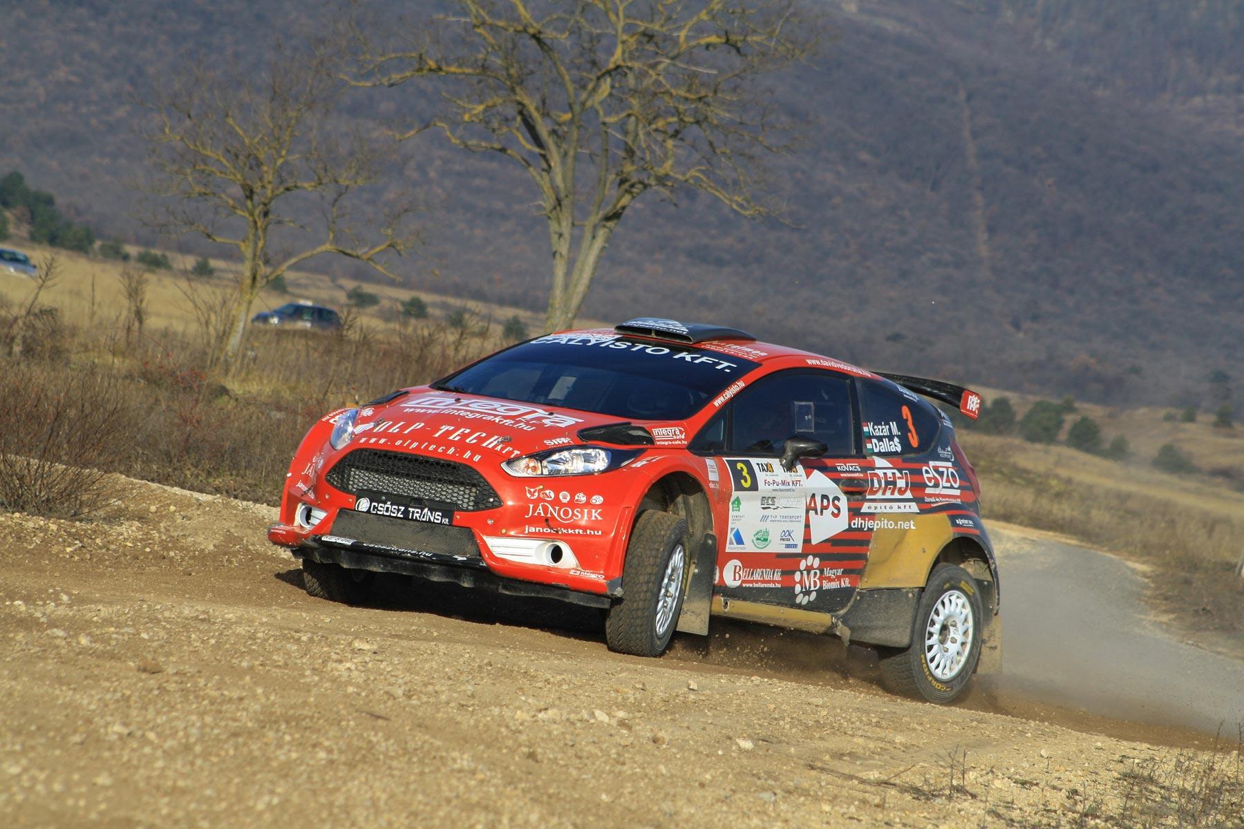20. Mikulás Rallye 2016.