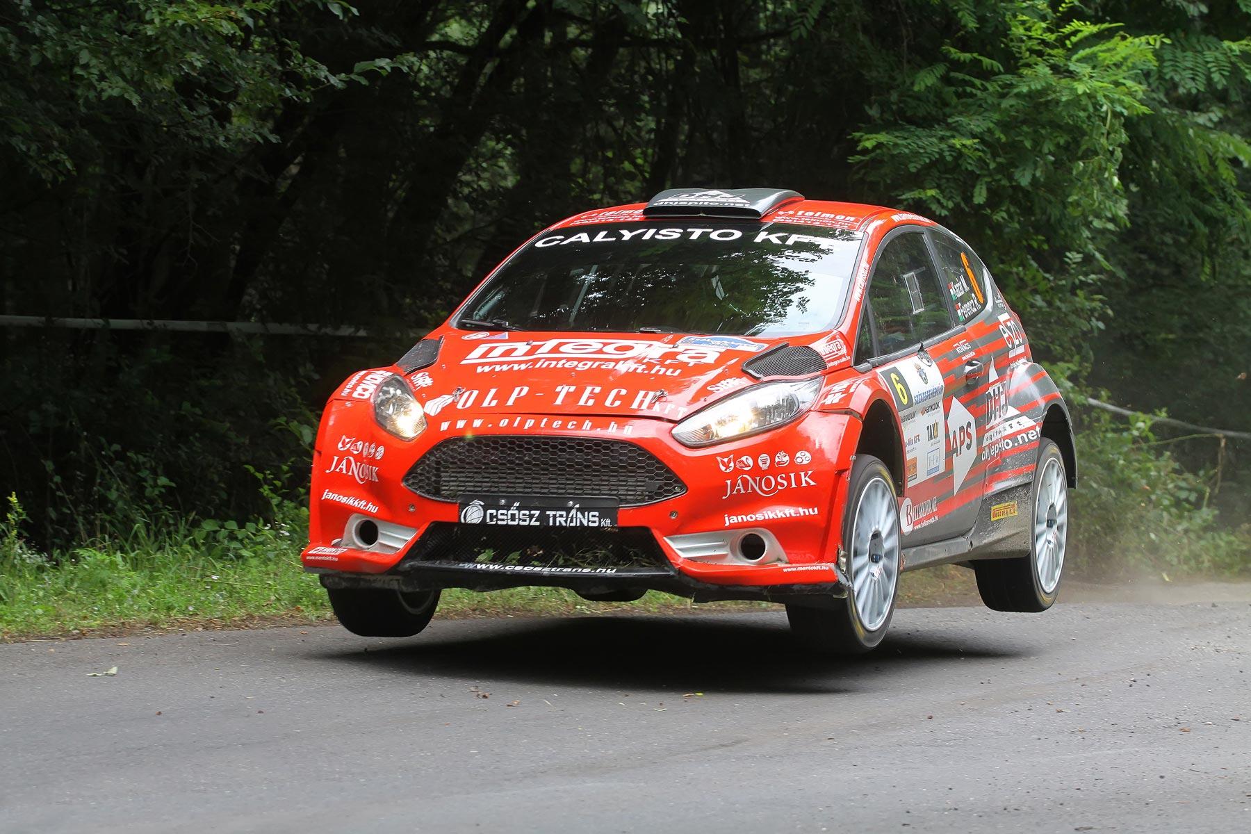 Székesfehérvár Rallye 2016.